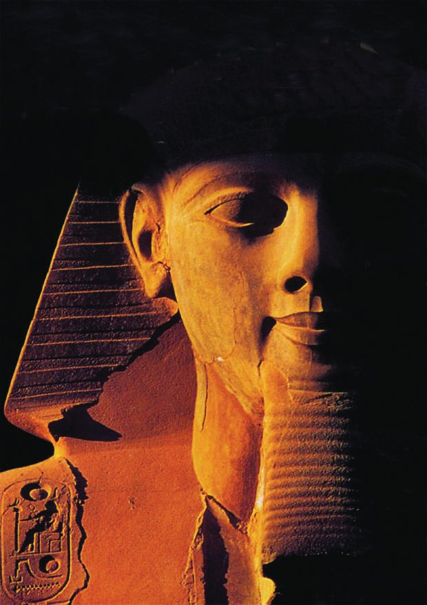 Ramses II was crowned on the twenty seventh of the third summer month (early June 1279 BC) as ?the Hawk King, the Powerful Ox; the Lover of Justice and Truth; the Worshipper of the Two the Deities; Defender of Egypt