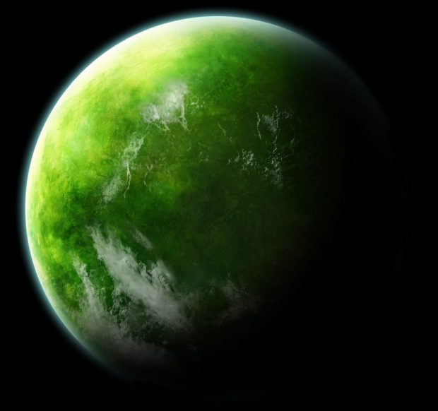 the-green-planet-x