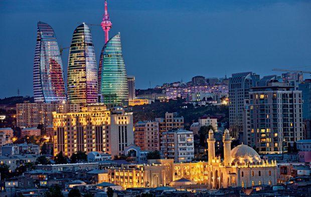 Baku: Old and new co-exist harmoniously in Azerbaijan's capital