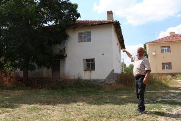 Boris' ancestral home in Turkey