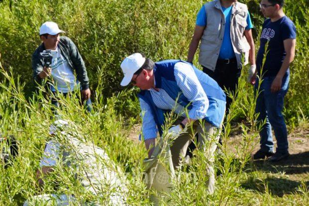 Kazkhstan Premier launches ecological campaign - KAZINFORM