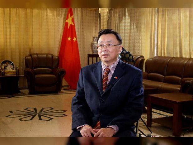 Ambassador Ni Jian (WAM)