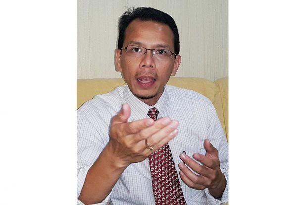 Dr Mohd Khairie Ahmad (Bernama)