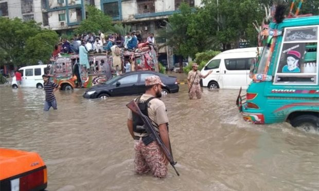Floods have been posing formidable challenges for all