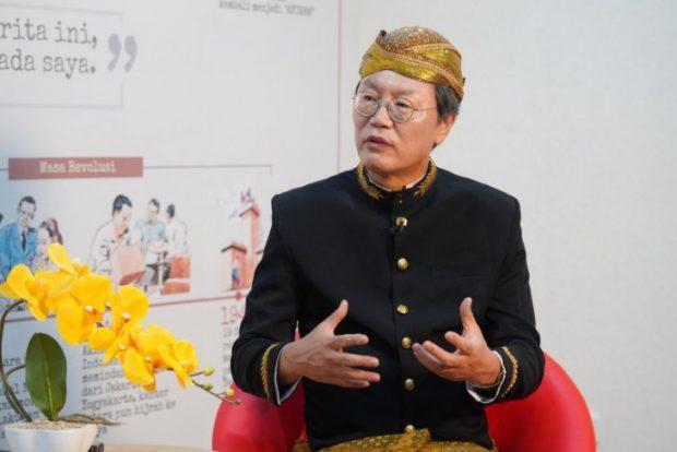 Ambassador Kim Chang- beom (Antara)