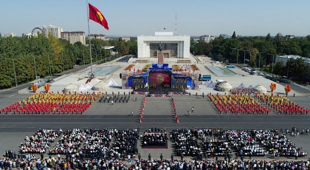Kyrgyzstan celabrating its Independence Day with great fanfare (Kabar)