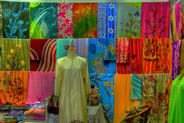 Malaysian Batik (Nazir Amin)
