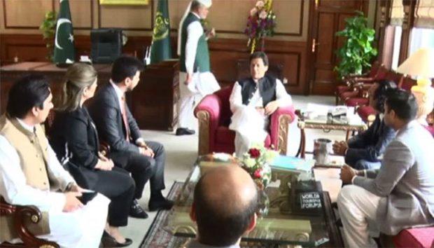 Pakistan, World Tourism Forum discuss next year's forum