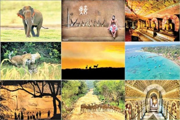 Sri Lanka's beauty in focus (Government Official News)