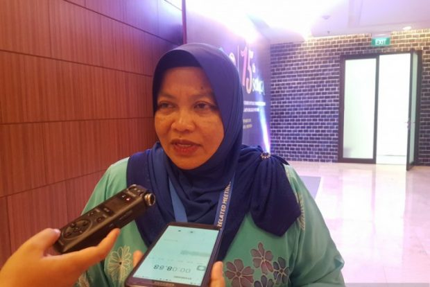 Malaysian Deputy General Secretary of the Tourism, Art, and Culture Ministry Saraya binti Arbi (Antara)