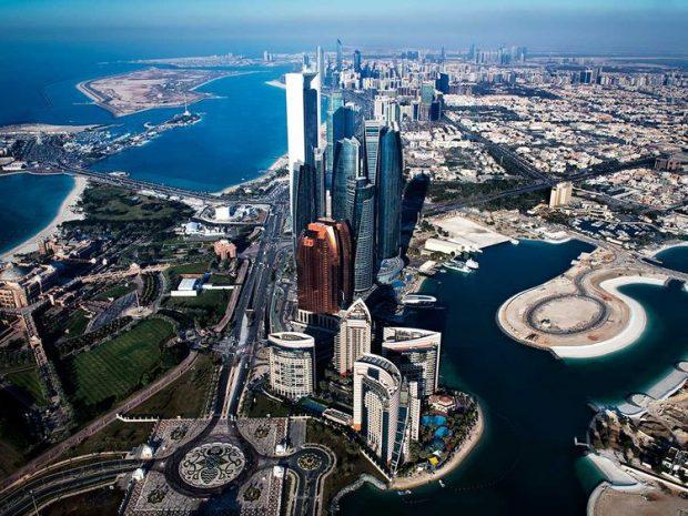 Abu Dhabi skyline (Gulf News)