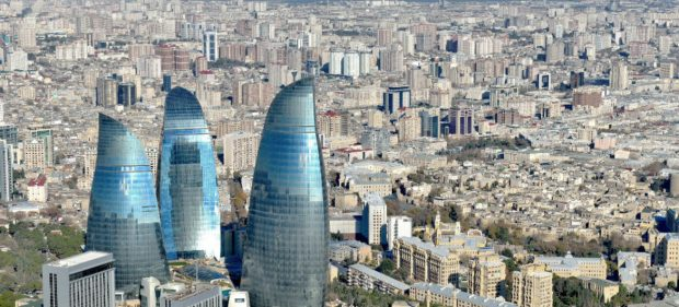 View of Baku (Ministry of Tourism and Culture- Azarbaijan)