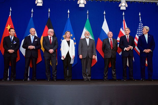Announcing the framework for a Comprehensive agreement on the Iranian nuclear program