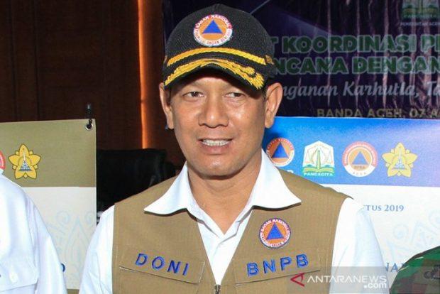 Lt. Gen. Doni Monardo (Antara)