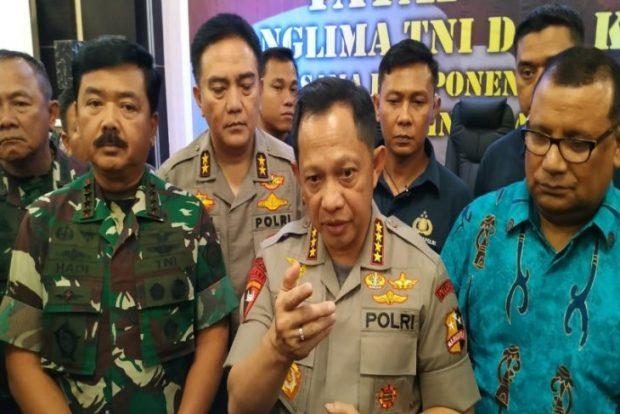 National Police Chief General Tito Karnavian (Antara)