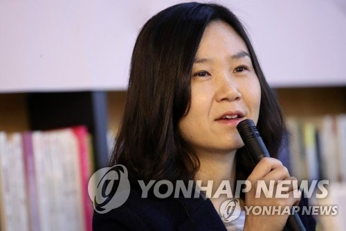 Cho Nam-joo (YONHAP)