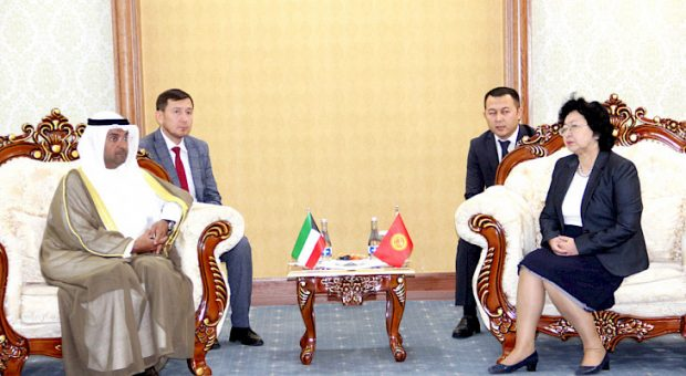 Kyrgyzstan, Kuwait agree to boost cooperation (Kabar)