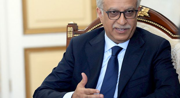 Salman bin Ibrahim Al Khalifa (Kabar)