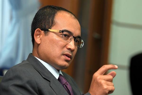 Khairul Dzaimee Daud  (Bernama)