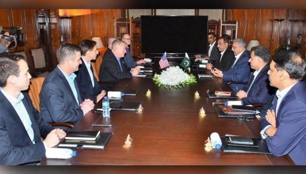 Pakistan - U.S. meeting