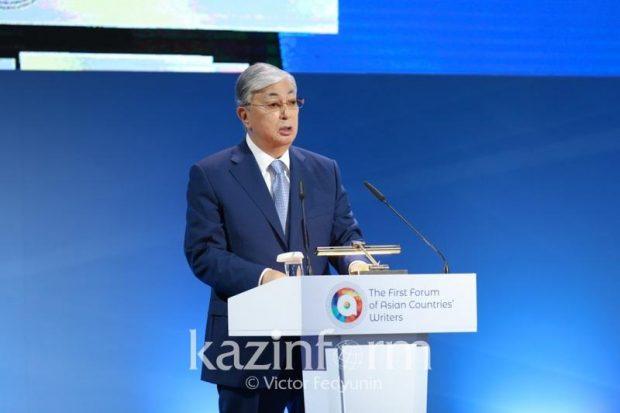 President Kassym-Jomart Tokayev (Kazinform)