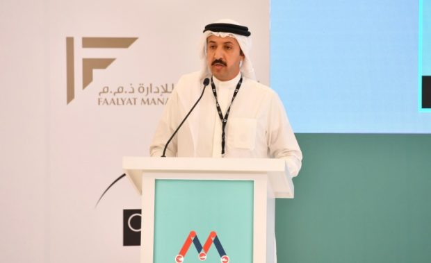 Shaikh Dr Abdullah bin Ahmed Al Khalifa, the chairman of the conference