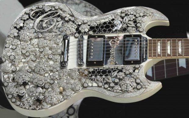 The $2 million guitar