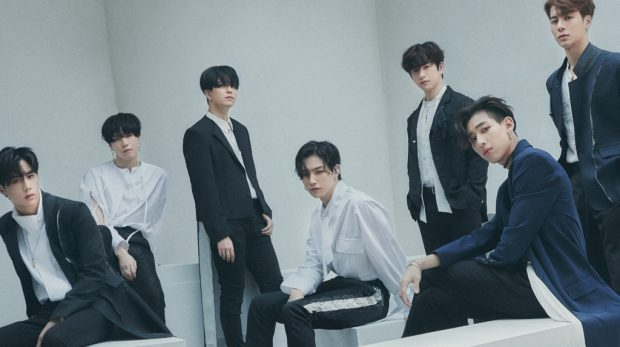 This image of GOT7 was provided by JYP Entertainment. (Yonhap)