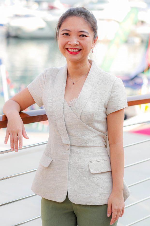 Le Ngoc Chi, CEO of the Vietnam Grand Prix Corporatio