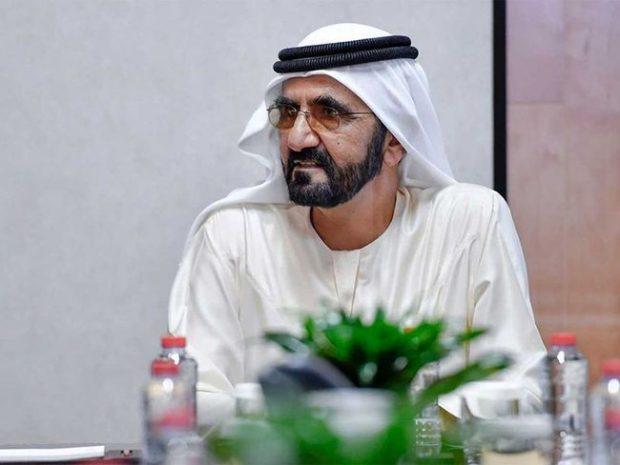 Shaikh Mohammed bin Rashid Al Maktoum