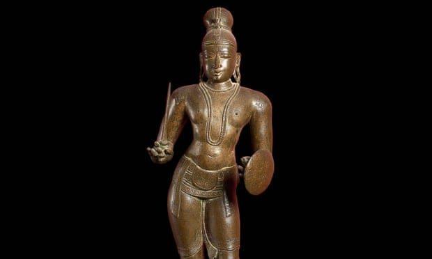 Thirumangai Azhwar.
