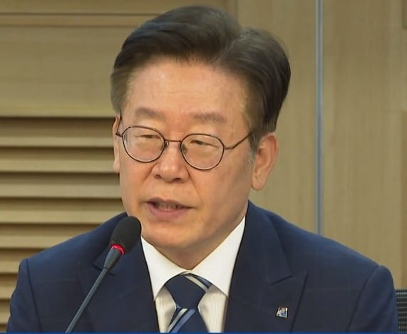 Governor Lee Jae-myung