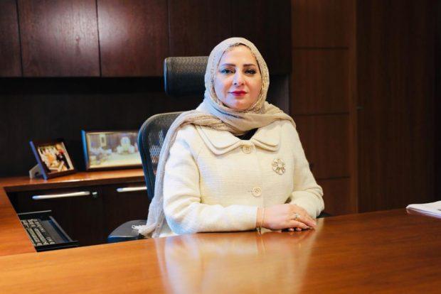 Sameera Al Kanderi  (KUNA)