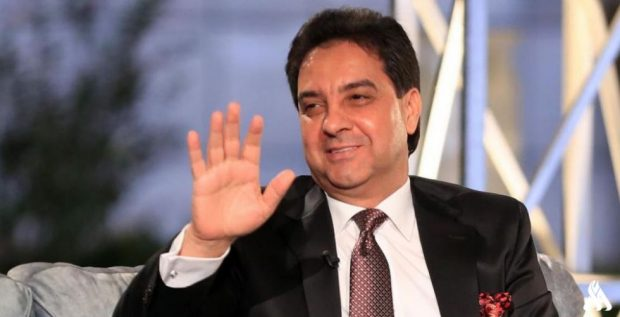 Ahmed Radhi (INA)