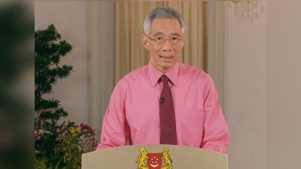 Singapore Prime Minister Lee Hsien Loong calling for election