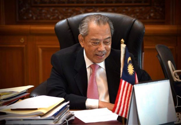 Prime Minister Muhyiddin Yassin (PM's Twitter)