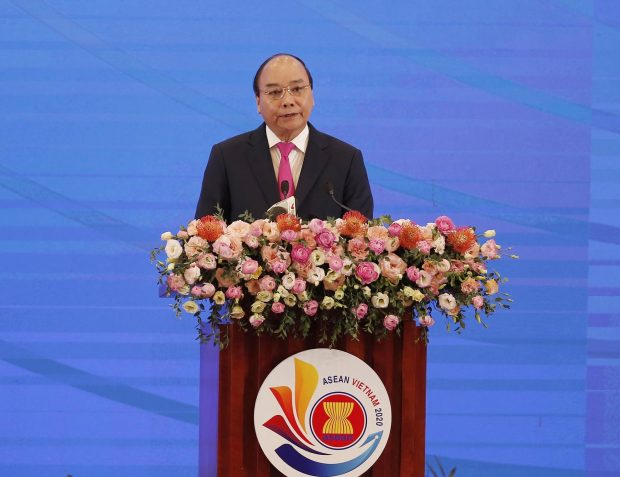 Vietnam's Prime Minister Nguyen Xuan Phuc (VNA)