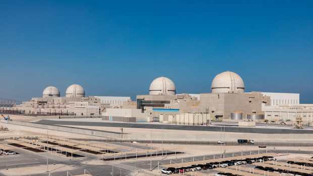 Barakah Nuclear Energy Plant - UAE becomes first Arab country to develop nuclear energy plant to generate safe, clean electricity (WAM)