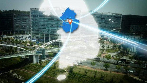 Forward-[ooking Gyeonggi-d leading Korea into the future
