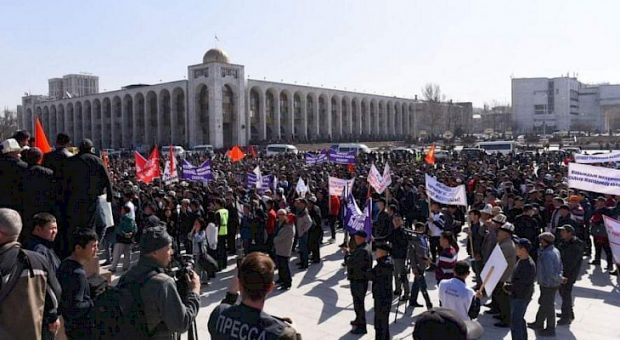 Parliament's decisions to restore calm in Kyrgyzstan