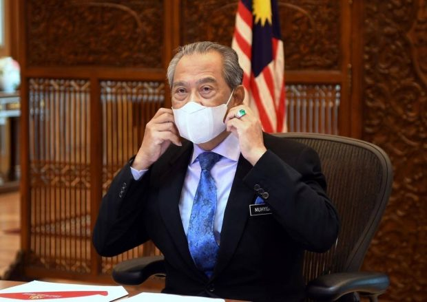 Prime Minister Muhyiddin Yassin (PM's Office)