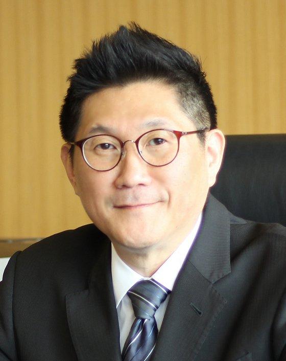 Young-joo Kim, CEO of Jong Geun-dang. [Photo Chong Kun Dang]
