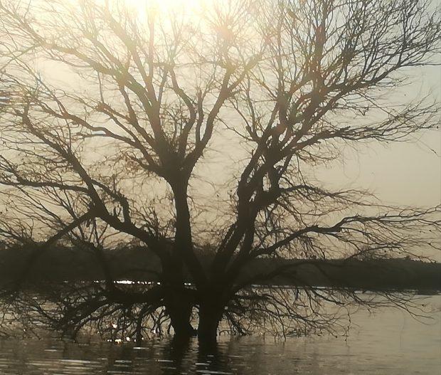 Gorona Reservoir