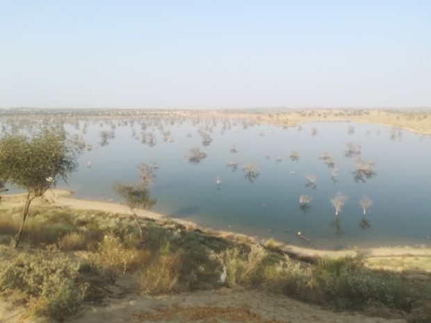 Gorano Reservoir