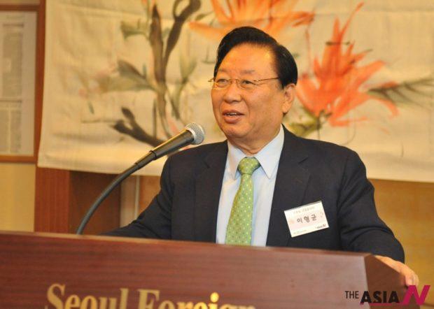 Lee Hyung-gyun, Chairman of the Asian Journalists Association