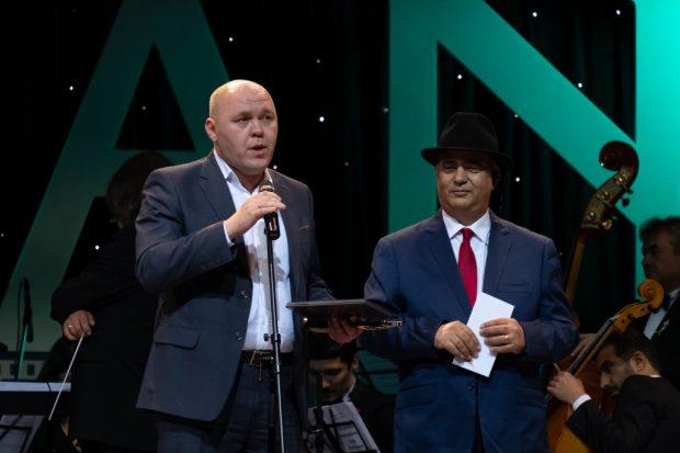 Ashraf Aboul-Yazid and Almaz Nurgaliev