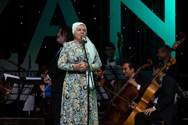 Milyausha Aituganova, festival director