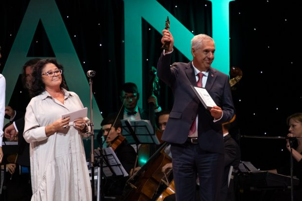 Valeria Baykeeva reveals the best actor prize