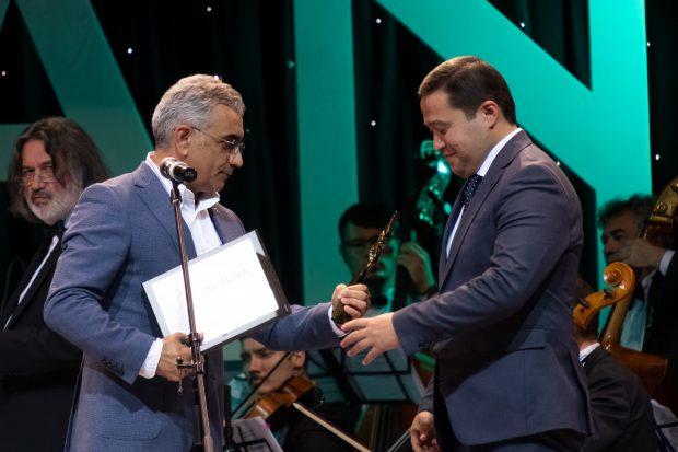 Best film prize announced by chairman of the jury of Kazan International Muslim Film Festival-2021 Elchin Musaoglu
