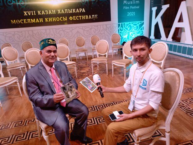 Ashraf interviewed by ALLATRA International Public Movement TV
